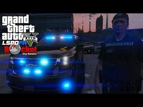 LIVE LSPD Drug Task Force Busts! | GTA 5 LSPDFR Real Life Police Mod!