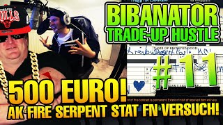 CS:GO TRADE-UP HUSTLE #11 - AKoRo Fire Serpent Stattrak FN Versuch Nr. 1337