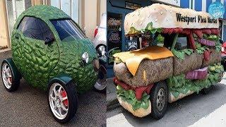 Most Unusual & Weirdest Cars Ever Made #2