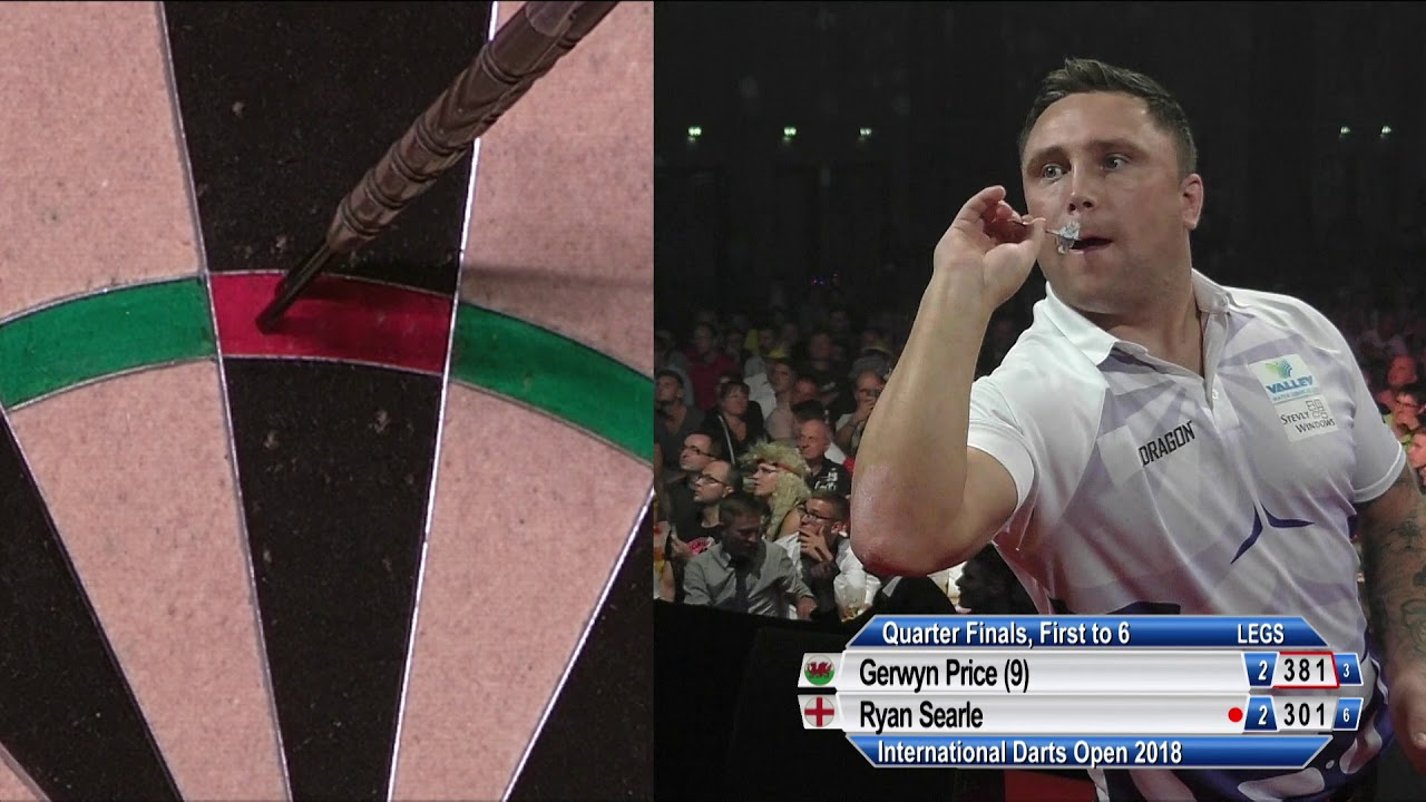Ryan Searle Darts