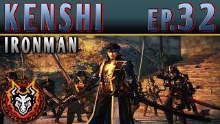 Kenshi Ironman PC Sandbox RPG - EP32 - THE OUTLAWS