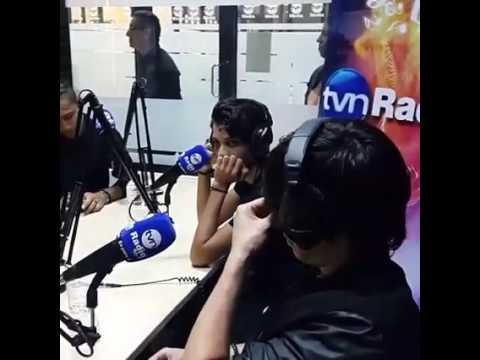 Facebook Live desde TVN Radio 96.5 (CNCO en Panamá)
