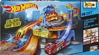 Хот Вилс Укротители огня. Hot wheels Flame Fighters