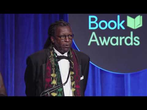 2016 National Book Awards - Cave Canem with Literarian Award (Highlight)