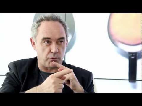 Entrevista con Ferran Adrià
