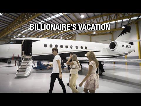 BILLIONAIRE'S HOLIDAY - Australia