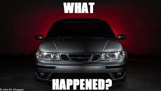 Where has my 600bhp Saab 9-5 been?