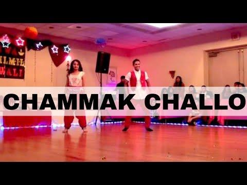 Chammak Challo Bollywood Dance Performance | Ra One | ShahRukh Khan | Kareena Kapoor