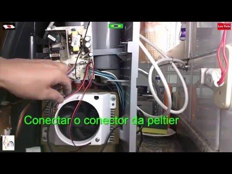 177191e3da2 Purificador de Água Não GELA - Veja Como Trocar a Peltier - LATiNA - YouTube