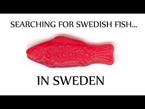 SEARCHING FOR SWEDISH FISH IN SWEDEN - Malmo, Sweden - Leonard Does Europe S2 E5