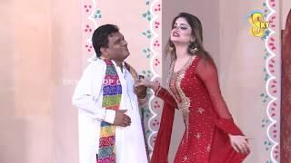 Naseem Vicky With Nawaz Anjum and Huma Ali Stage Drama Ranjha Ranjha Kardi Full Comedy Clip 2019