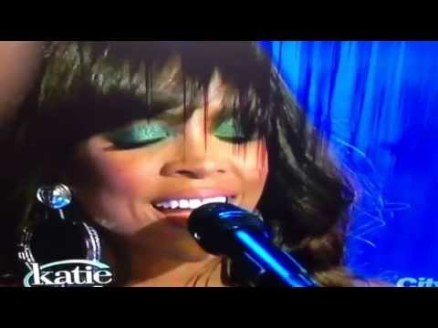 Kelly Rowland This Is Love Live On Katie Show