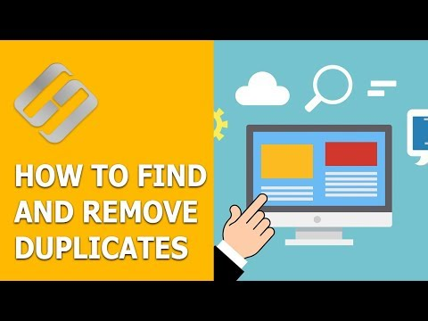 How To Find And Remove Duplicated Files With Software Tools 🔍🗂️💻