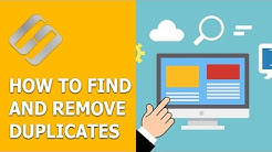 How to Find and Remove Duplicated Files With Software Tools ??️?