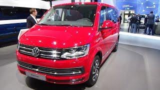 2019 Volkswagen Multivan Join - Exterior and Interior - IAA Hannover 2018