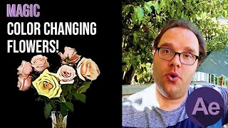AE Magic Color Changing Flowers! screenshot 5