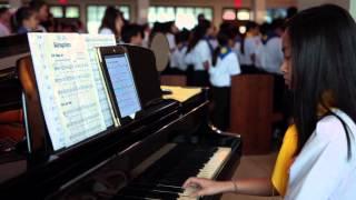 VIDEO Ôi Lạy Chúa Trời- Ns Hải Ánh