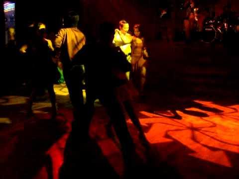 Đêm màu hồng Tango Vũ sư Quốc Thắng & Dancer Ánh Nguyệt