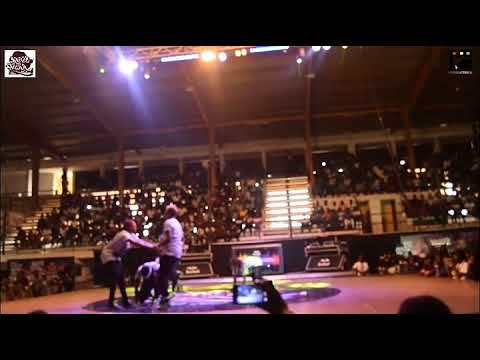 Heroes @officialhero3s showcase at BOTY Nigeria 2017