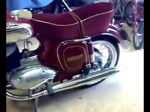 Jawa 350cc 1967 panelka