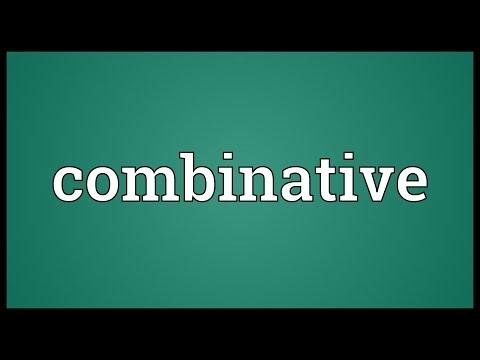 Header of combinative