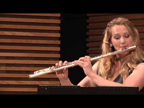 Amy Porter, Leone Buyse Kuhlau Duo Op. 102 #2 Variations on an Old Swedish Air