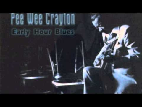 Pee wee crayton discography can