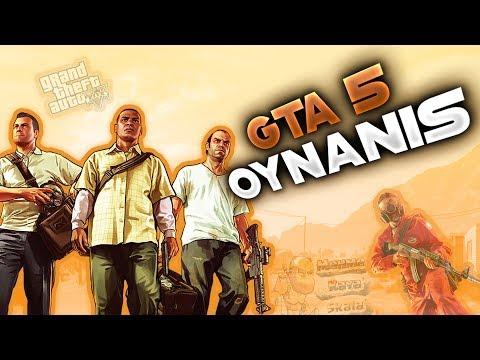 Abi  Anlatmaktan Yoruldum Grand Theft Auto V Bölüm 2
