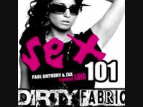 Paul Anthony & ZXX Feat  Laya Bella - Sex 101