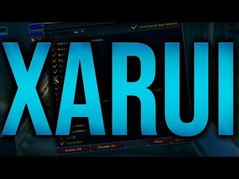 BfA UI / Addon Guide By Xaryu