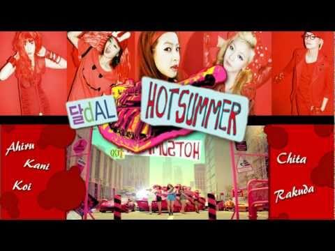 【달 DAL】 Hot Summer