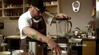 Breville Presents: Heritage Cookbook Recipe Brown Oyster Stew With Benne