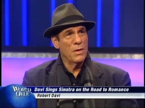 World Over  Robert Davi Sings Sinatra and Conrad Lord Black with Raymond Arroyo  11032011