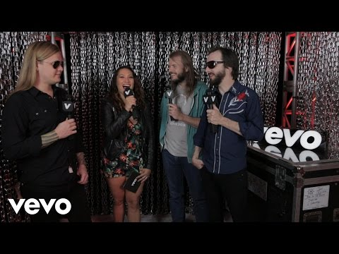 The Sword - Find out this bands secret wish (Rock on the Range)