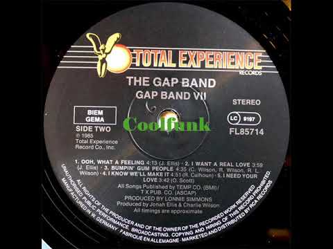 The Gap Band - Ooh, What A Feeling (1985) mp3