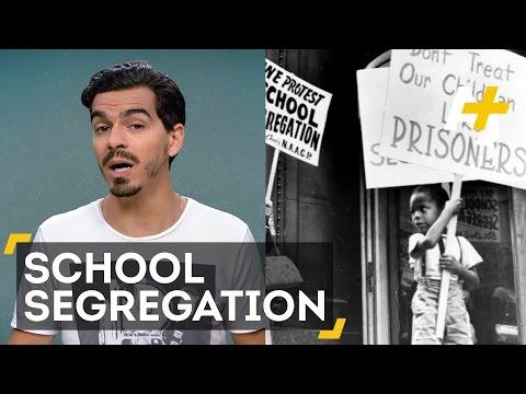 U.S. Schools Still Segregated