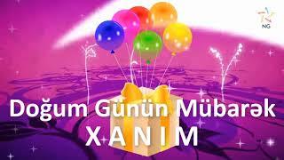 Doğum Günü Videosu - XANIM