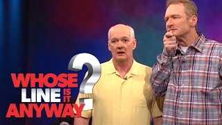 Sound Effects: Robot Killing Dentist - Whose Line Is It Anyway?
