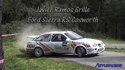 Javier Ramos Grille - Ford Sierra Cosworth