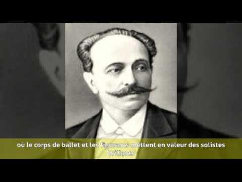 Marius Petipa - Carrière