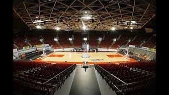 Die 10 größten Basketball Arenen Deutschlands