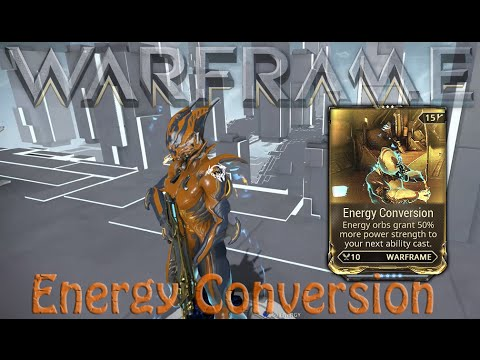 Warframe - Energy Conversion Mod