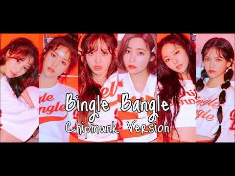 AOA - Bingle Bangle [Chipmunk Version]