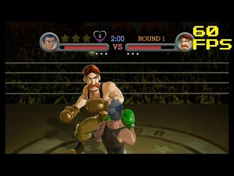 2. [60 FPS] Von Kaiser (Contender) - Punch-Out!! (Wii)