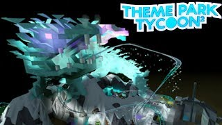 INSANE DRAGON PARK in Theme Park Tycoon | Roblox