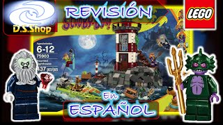 LEGO Scooby Doo Haunted Lighthouse Set 75903 Review y Unboxing
