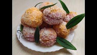 Невероятно вкусный печенье персики!!! Incredibly delicious cookies peaches!