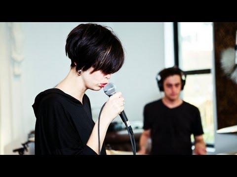 "The Jezabels ""Rosebud"" LIVE Studio Session"