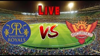 RR Vs SRH 8th IPL Match Live Streaming - Ashes Cricket Gameplay