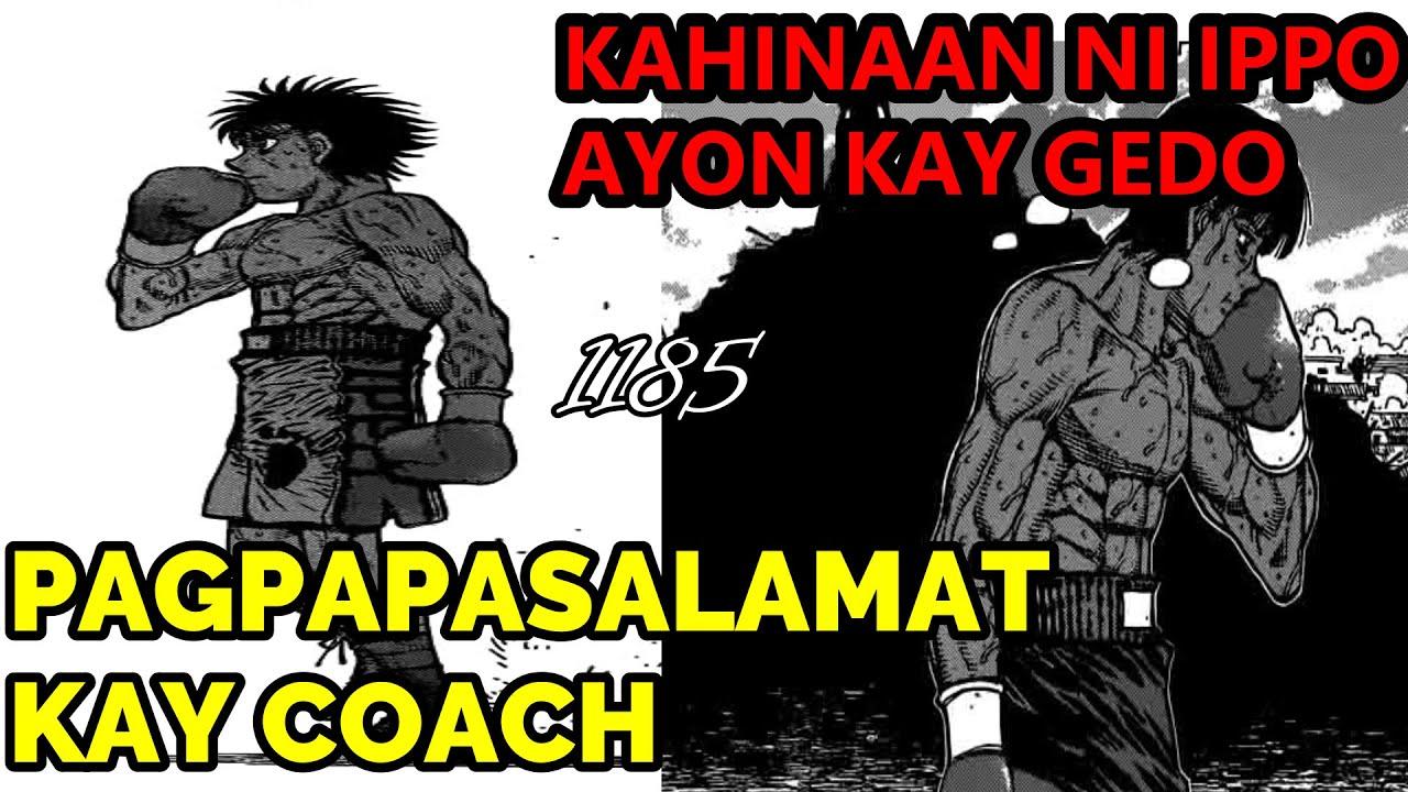 Download IPPO VS ANTONIO GUEVARA   IPPO KNOCKOUT TAGALOG CH.1185